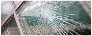 Hersham Smashed Glass
